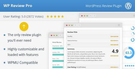 افزونه WP-Review-Pro
